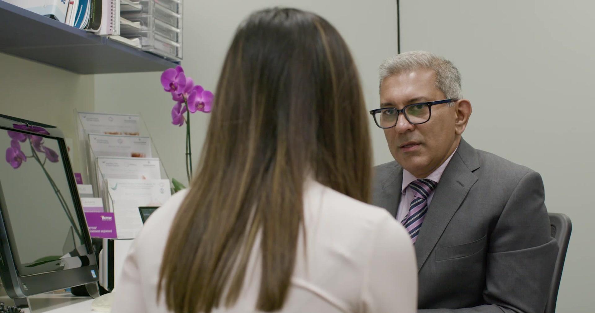 Face Consultation Series Blepharoplasty